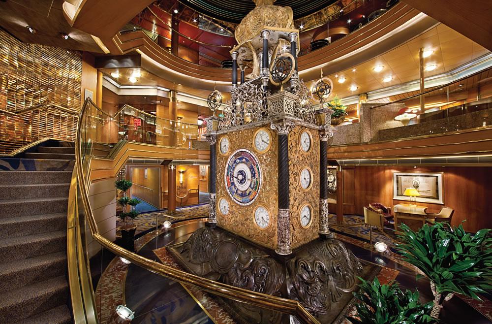 10 Amazing Cruise Ship Atriums