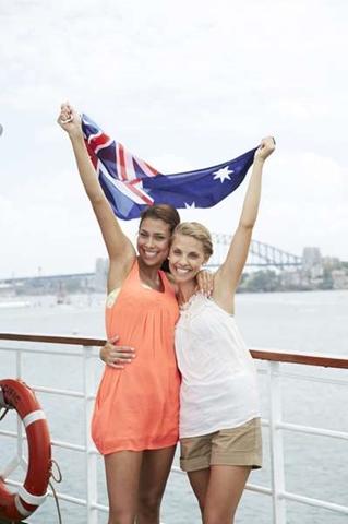 Australia Day Cruises 2018 2019 Sydney Melbourne P Amp O