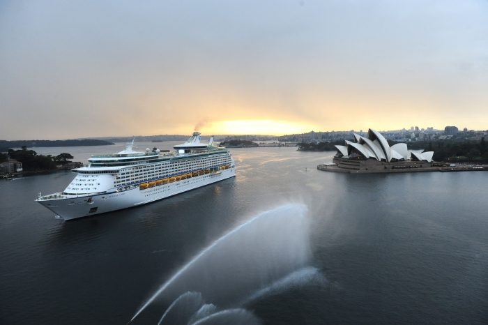 Voyager in Sydney 2014