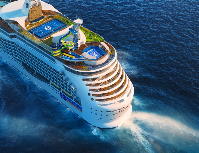Voyager of the Seas Redesigned